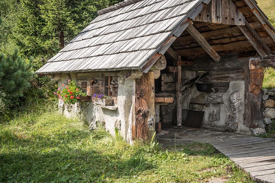 Grillhaus Die Hoisenhutte