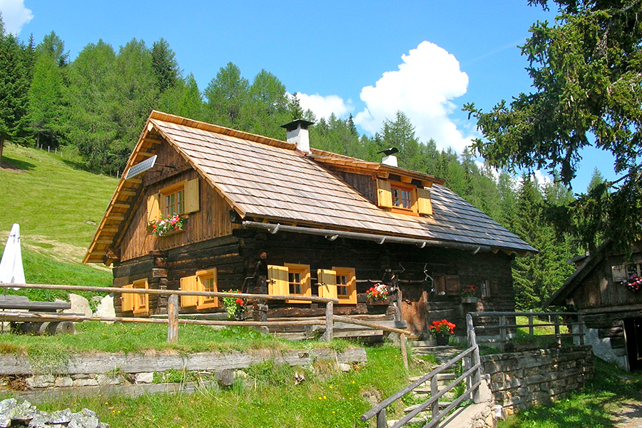 Hoisen Hütte Original