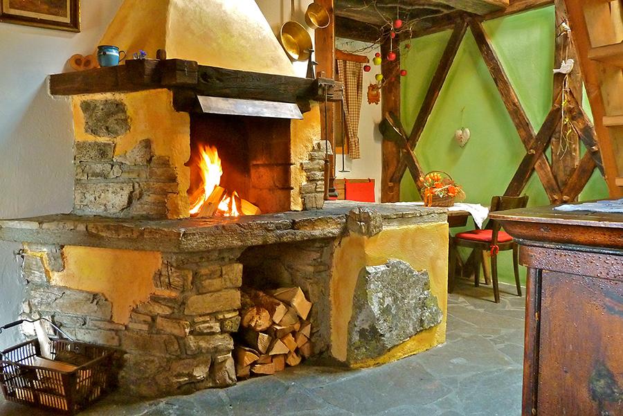 kaminstube Hoisenhütte